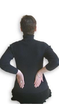 Reiki Hand Positions - Position 11