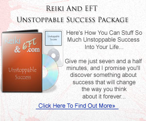 Reiki And EFT Unstoppable Success Package